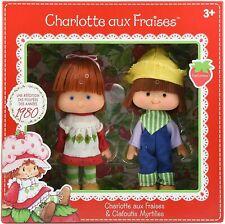 Charlotte aux Fraises & Clafoutis Myrtille - Asmokids - Jouet fille - Figurine