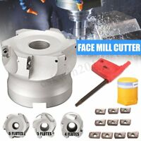 Face Mill BAP300R CNC Lathe Cutter 40mm/50mm/63mm For APMT1135 Carbide Inserts