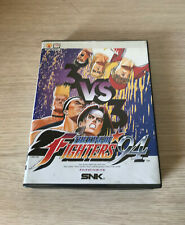 SOFTBOX KING OF FIGHTERS 94 AES INSERT NEO GEO  BOITE SNK KOF 94