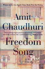 Freedom Song by Amit Chaudhuri BRAND NEW BOOK (Paperback, 2015)