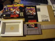 Racing Nintendo SNES NTSC-U/C (US/CA) Video Games