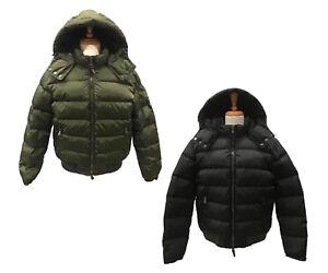 Coach 82158 Men's Clarkson Nylon Down Puffer Winter Jacket Coat with Hood