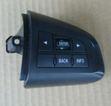 MAZDA 3 2009-2013 STEERING WHEEL RIGHT SIDE ENTER BACK INFO SWITCH BUTTON
