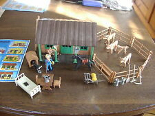 Playmobil utensils silver west western fort southern farm jeans