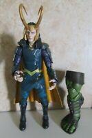 Hasbro Marvel Legends Thor Ragnarok Loki 2017  Complete