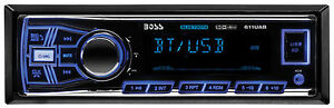 BOSS In-Car Bluetooth Digital Media Player 611UAB --- stock clearance sale
