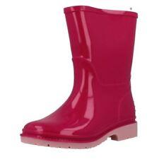 Scarpe Stivali rosa da infilare per bambine dai 2 ai 16 anni