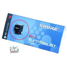 Aiguille de rechange pour shure n447 DJ stylus shure m44-7 DJ-système DJ
