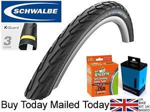 Schwalbe RangeCruiser 24 x 1.75 2.0 Off Road Wheelchair Tyre 47-507 AntiPuncture