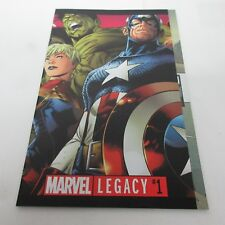 Marvel Legacy #1 Gatefold Regular Cover A NM
