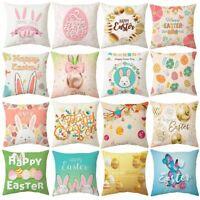 Pillowcases For Easter Party Decor Supplies Creative Design Cushion Pillow Cover