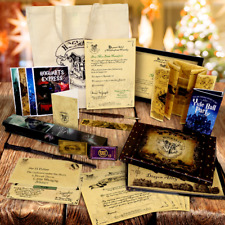 Personalised Christmas Harry Potter Gift Set To Go With A Card! ! &P+P