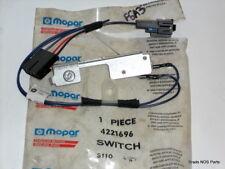 NOS MoPar 1985-86 Dodge Omni CRUISE CONTROL CLUTCH SWITCH 4221696