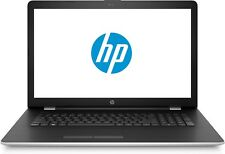 "HP Notebook 17-bs100na 17.3"" FHD Laptop Core i5-8250U 8GB 2TB W10 Silver 2QF85EA"