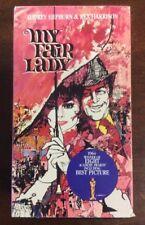 My Fair Lady (VHS, 1991, 2 Tape Set) Audrey Hepburn Rex Harrison VHSshop.com