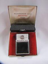 Mens Vintage Electric Shaver Remington 300 with Storage Box