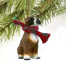 Boxer Christmas Tree Decoration/Ornament Dog Gift/Present