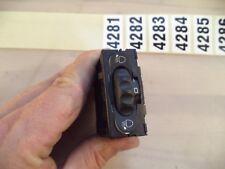 Schalter Taste Renault Megane Leuchtweitenregulierung 7700430218 6281 4281