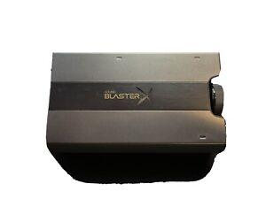 Creative Sound BlasterX G6 high-quality portable high resolution corresponding