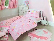 Letto Culla Set Copripiumino ragazze camera da letto rosa bianco fate ovolacci CASE Bunny