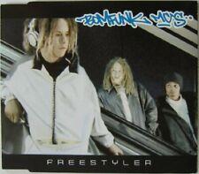 Bomfunk Mc's Freestyler (cardsleeve)  [Maxi-CD]