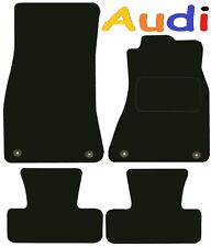 Tailored Deluxe Quality Car Mats Audi Q5 2008 Onwards ** Black ** 4x4 Jeep Suv