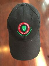 ALIEN FRESH JERKY-Baker, California Adjustable Black Baseball Cap/Hat. TL7