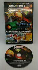 Nintendo GameCube NGC TV Metroid Mario & 'Min Echoes DVD