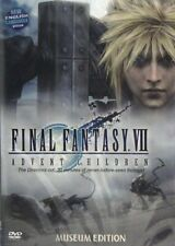 Final Fantasy 7 Advent Children - Japanese Sci Fi Fantasy movie Dvd dubbed