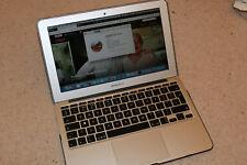 "Apple MacBook Air 11.6"" - 9/2013: 1.7GHz Proc; 8 Mo RAM; dur 500 Go; MS Office"