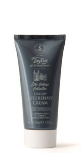 Large Size: 30ml Eton College Aftershave Cream - Taylor of old Bond Street