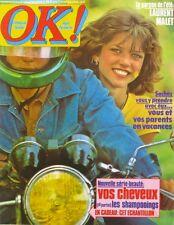 OK Age Tendre n°128 - 1978 - Lurent Mallet - Caroline de Monaco -