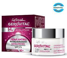 Gerovital H3 Evolution - Anti Wrinkle Cream 45+, Day Cream, Moisturisers