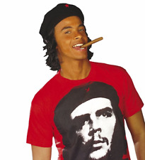 Widmann - Guevara Cappello con Capelli lunghi neri