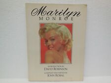 Marilyn Monroe ~ A Life on Film ~ Soft Cover Book ~ Published Hamlyn 1983