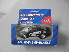2002 AFL Football Collectable Club Car COLLINGWOOD MAGPIES Porsche