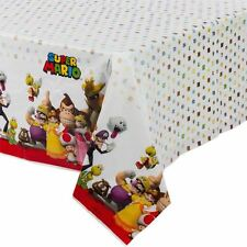 Super Mario Plastic table cover (243 x 137cm)