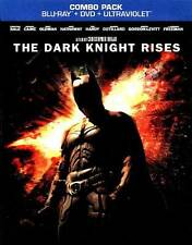 The Dark Knight Rises (Blu-ray/DVD, 2012, 3-Disc Set, Includes Digital Copy...