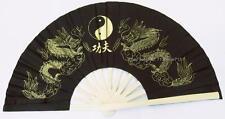 Oriental Chinese Kung Fu/Tai Chi/Dance/Practice Performance Folding Dragon Fan Y