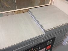 ITALIAN 60x30cm LIGHT GREY MATT PORCELAIN WALL & FLOOR TILES  £24.99 PER SQM