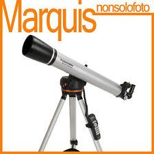 Telescopio CELESTRON 60 LCM  + alimentatore rete  ASTRONOMIA MARQUIS