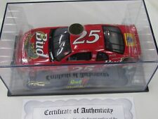 BUD LOUIE LIZARD REVELL COLLECTION NASCAR DIECAST COLLECTIBLE 1/24 CAR 1997 NIB