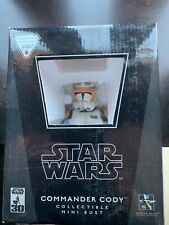 Star Wars_Commander Cody Bust_Comic Con Exclusive_Limited Edition # 1304 of 3500