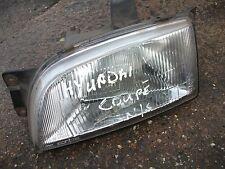 Hyundai Coupe 1990-1994 mano izquierda luz de cabeza