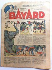BAYARD n°43 du 25/10/1936; les exploits de doudou par Mosdyc