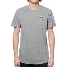Unbranded Basic Loose Fit Cotton Blend Men's T-Shirts