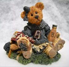 """Boyds Bears & Friends, Style #2268, """"Bailey. The Cheerleader�, 1995 Pc#2E/3328"""