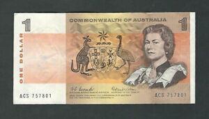 Australia -  1 Dollar  1966