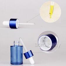 30ml Leer Glas Tropfer Parfüm Flasche Schnapsflaschen Spender Makeup Bottle