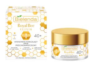 Bielenda Royal Bee Intensively Moisturising Anti-Wrinkle Face Cream 40+ 50ml